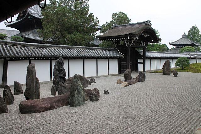 Zen Garten Bedeutung: Ort der Meditaion